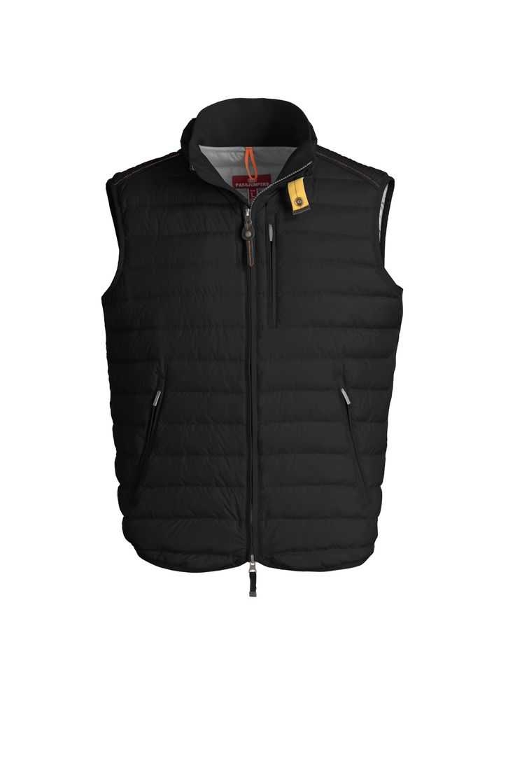 Parajumpers – Perfect Bodywarmer – Black 541 | ROBBERT kennis van mode | ROBBERT kennis van mode