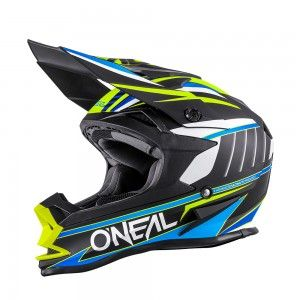 O'Neal Crosshelm 7 Series Evo Chaser Blue