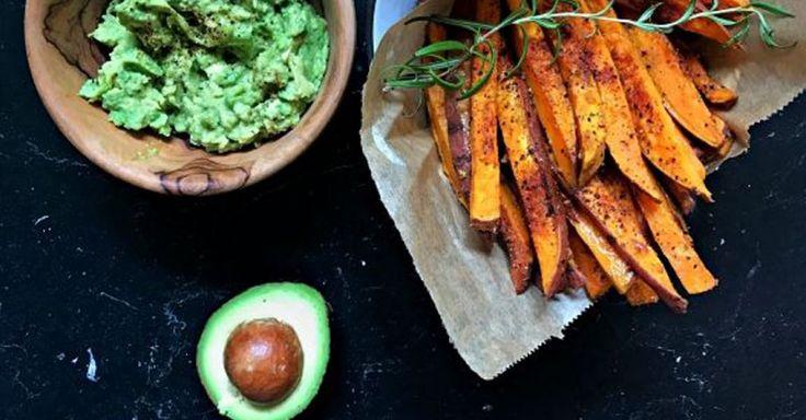 Süßkartoffelpommes: Lecker, saftig und ein richtiges Trend-Food!