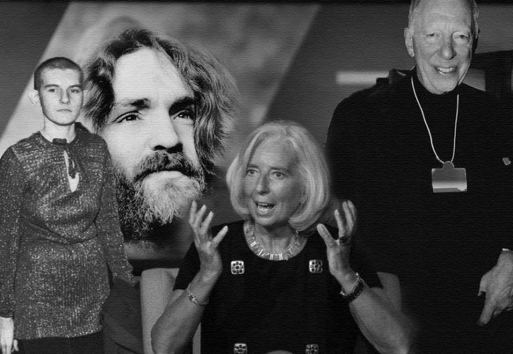 "IMF Sends Message ""Raise The Debt Ceiling"" ~ Charlie Manson Sends PatriciaKrenwinkel"