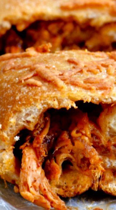 BBQ Chicken Pizza Roll
