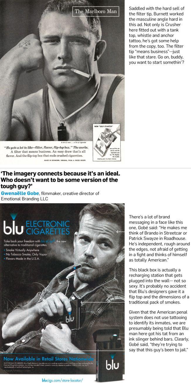 The Marlboro Man Still Sells Cigarettes, E-cigarettes get tough