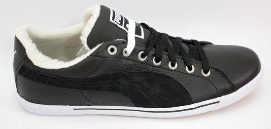 PUMA buty z futerkiem BENECIO