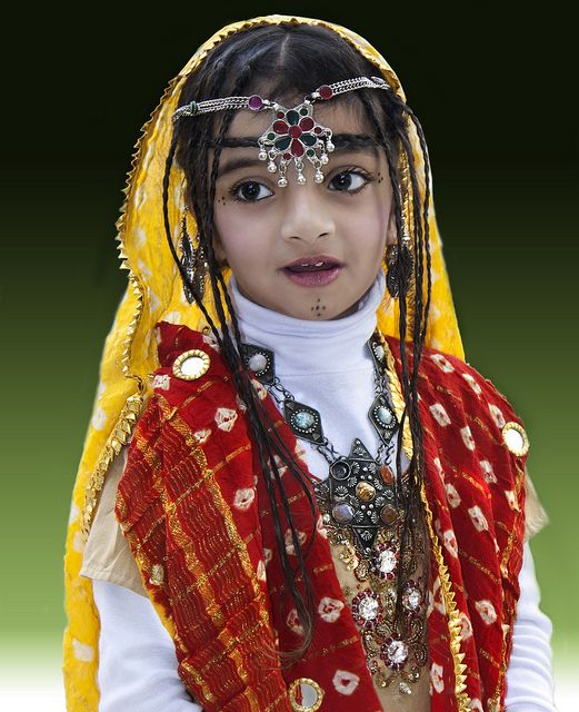 A Baloch girl   © Tahir Kayani   Balochistan is the largest province of the Islamic Republic of Pakistan
