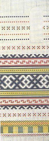 many many patterns!