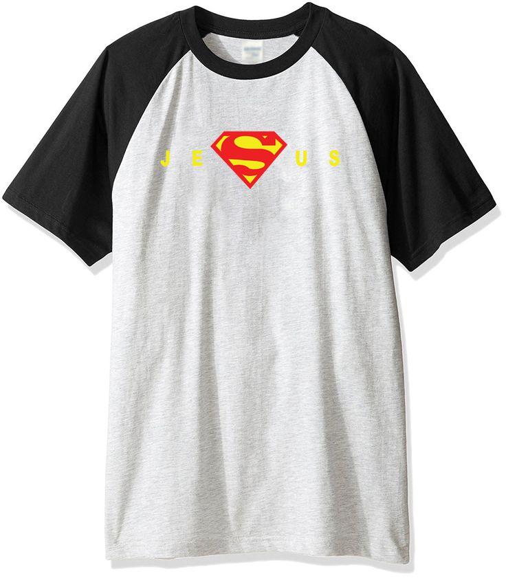 Summer 2017 men's t-shirts Super Jesus Christ Homeboy Superstar print raglan tshirt sportswear crossfit harajuku t shirt men top #Affiliate