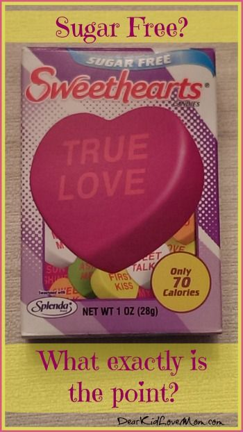 Sweetheart Conversation Hearts, the story behind the candy DearKidLoveMom.com