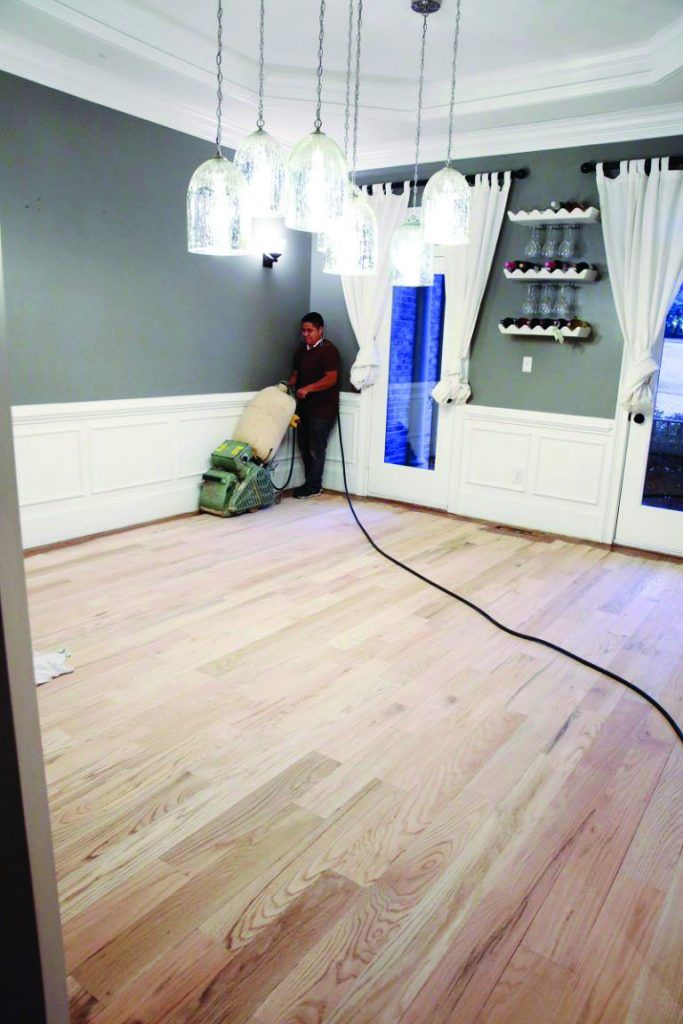 What You Need To Know Before Refinishing Old Hardwood Floors