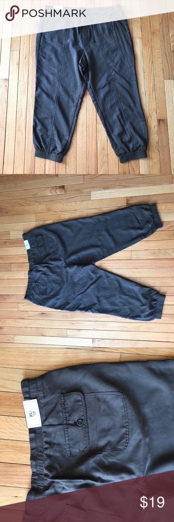 Gap Dark Olive Green Joggers Gap soft and comfy olive green joggers GAP Pants Track Pants & Joggers