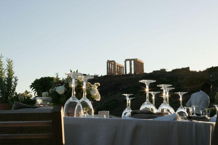 Ένα εκπληκτικό κτήμα γάμου στο Σούνιο δίπλα στον Ναό του Ποσειδώνα. Για μία αξέχαστη δεξίωση γάμου με την εγγύηση του Ksktimata.gr
