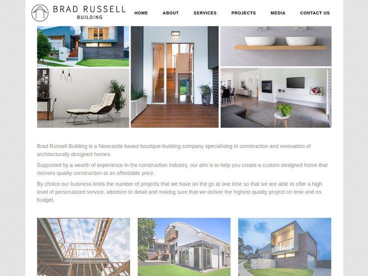 http://bradrussellbuilding.com.au/ Websites - Brad Russell Building