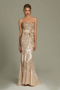 Jovani Evening Dresses - Style 78242  Jovani Evening Dress Spring 2014,Strapless beaded and embroidered Jovani gown with a small train featuring a taffeta underlay  Sizes : 0-20  Estimate Delivery : 2-12 Weeks  Free Shipping!!!