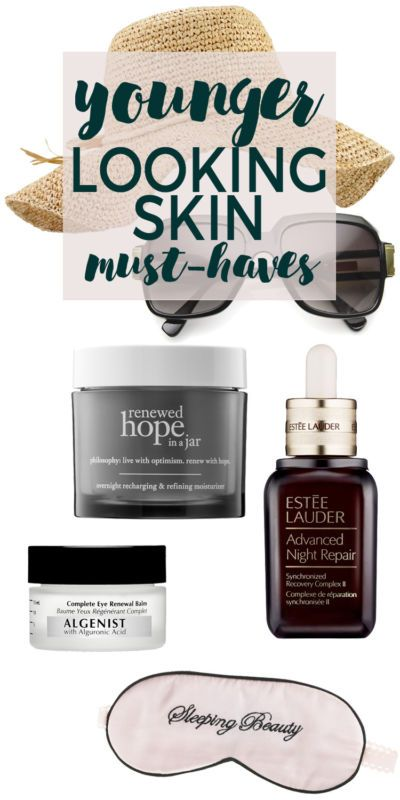 Younger Looking Skin Must-Haves