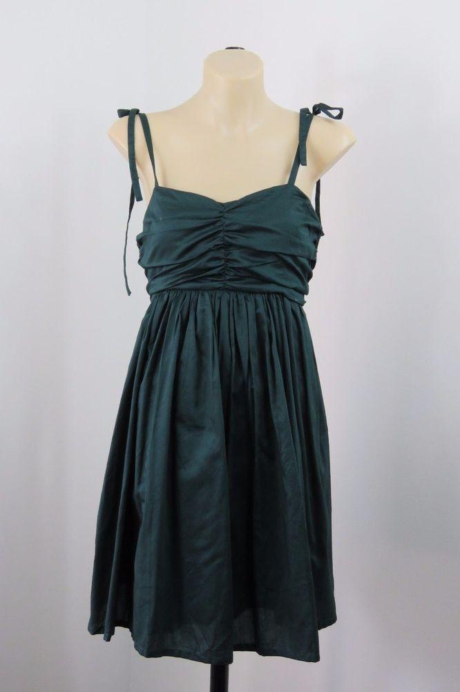 NWT Size M 12 Ladies Sun Dress Casual Cocktail Boho Gypsy Festival Chic Design  | eBay