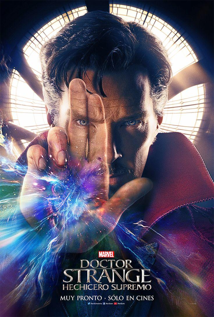 ดูออนไลน์ Doctor Strange (2016) จอมเวทย์มหากาฬ HD FullHD Master