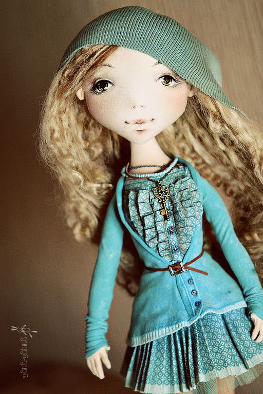 :: Crafty :: Cloth Doll :: Куклы и игрушки ручной работы Яхиной Яны. - Авторские игрушки YanasToys