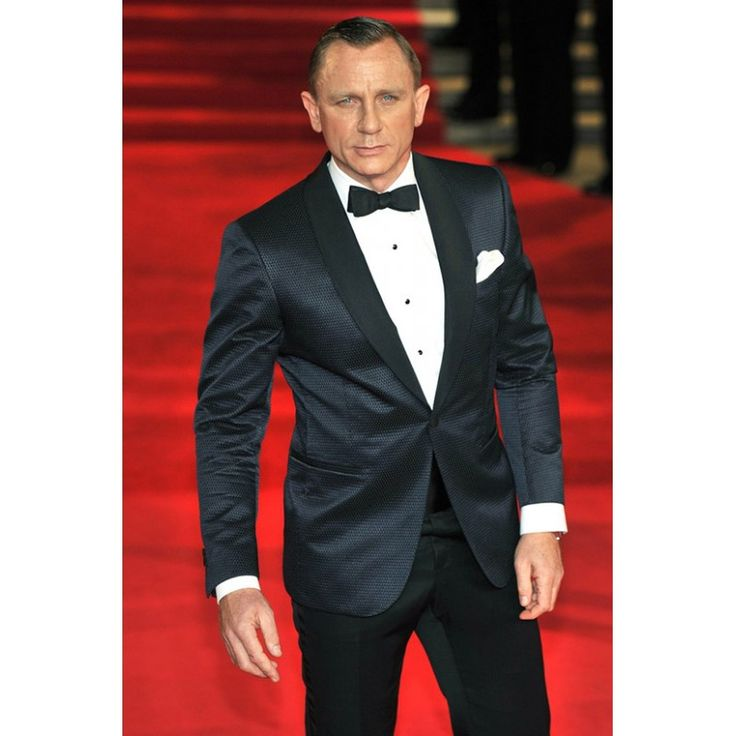 James Bond Daniel Craig Skyfall Tuxedo Suit If you really ...