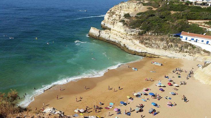 Lagao - Algarve - Praia de Benagil in the morning