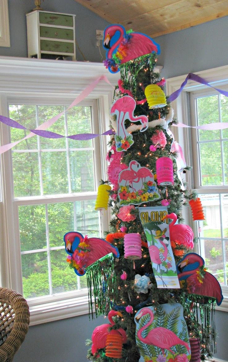 Baby flamingo car interior design - Flamingo Party Decorations