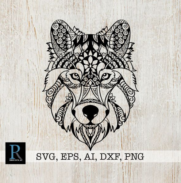 120+ Wolf Mandala Svg Free – SVG Bundles