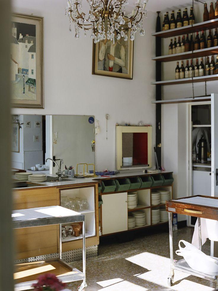 Albergo Colazzo by Mary Gaudin