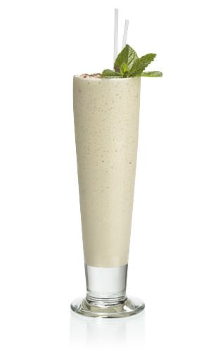 The perfect cocktail: Baileys, Tia Maria, mint choc chip ice cream & milk!