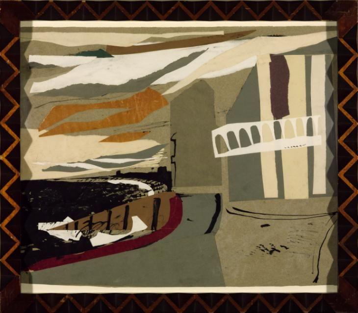 John Piper, 'Littlestone-on-Sea' 1936