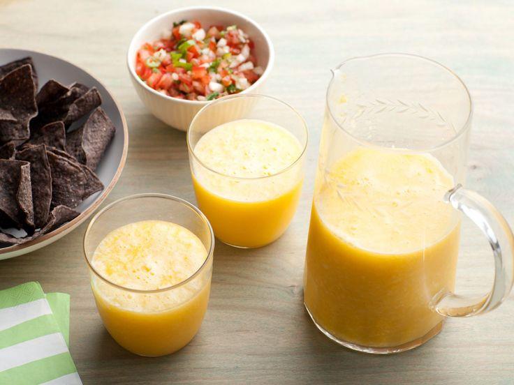 Get this all-star, easy-to-follow Frozen Mango Margarita recipe from Ellie Krieger