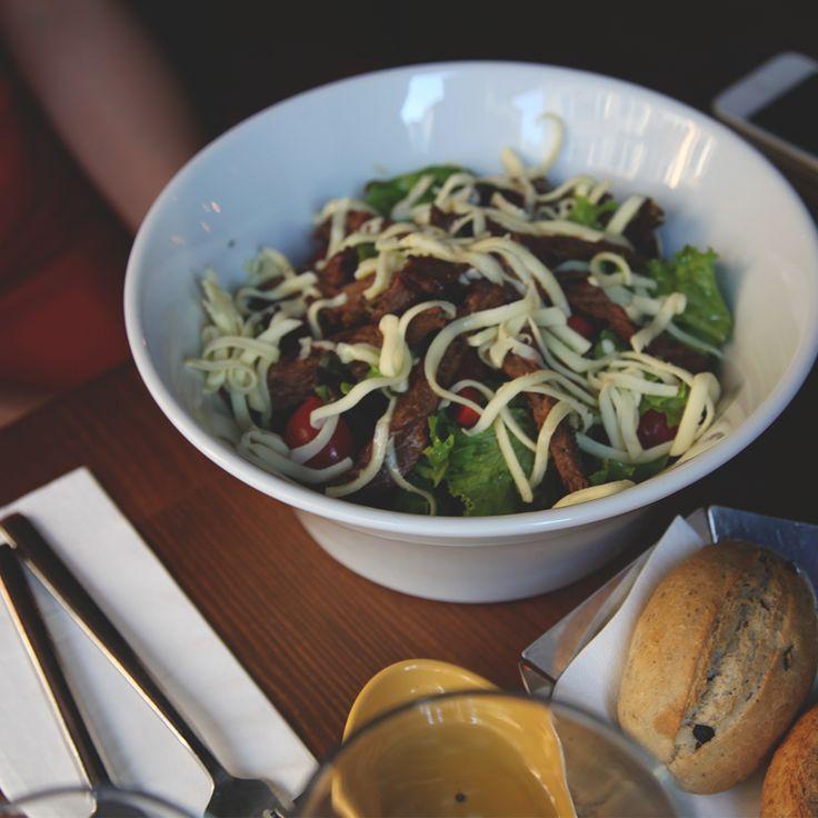 Meat'n Salad #Salad #KevCafe #Kadikoy