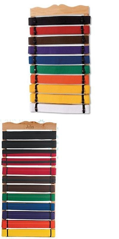 Belt Displays 179768: Century 12 Belt Karate Belt Display -> BUY IT NOW ONLY: $49.95 on eBay!