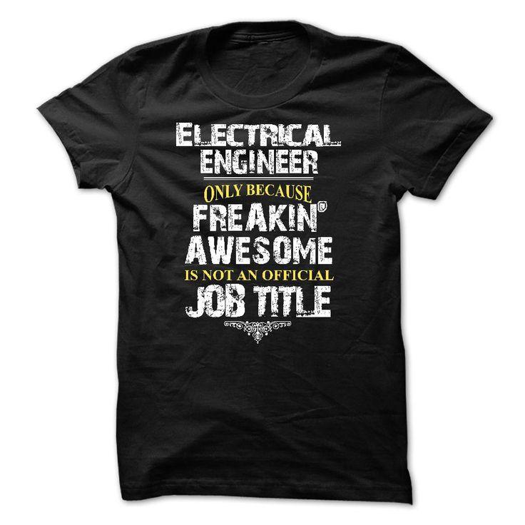 Electrical Engineer Buy T Shirt