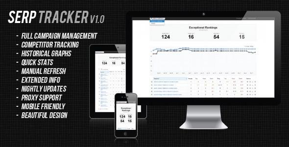 Complete Google & Bing SERP Rank Tracker