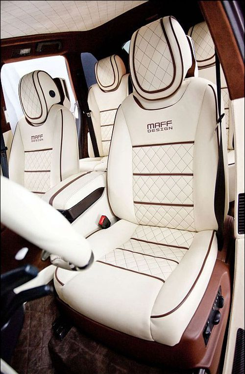 Leather Car Seat Covers Designs