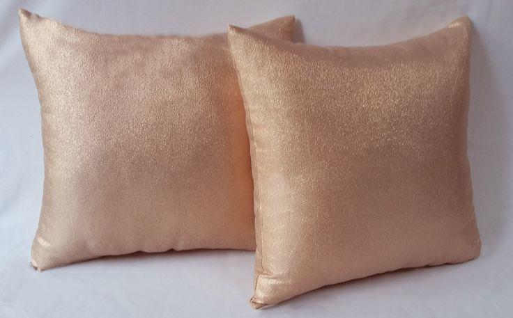 rose gold pillow, rose gold decorative pillow, rose gold decor, throw pillow, metallic cushion cover, metallic pillow cover, wedding decor by Comfyheavenpillows on Etsy https://www.etsy.com/listing/475759270/rose-gold-pillow-rose-gold-decorative