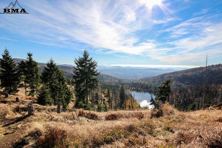 Rachelsee im Nationalpark Bayerischer Wald