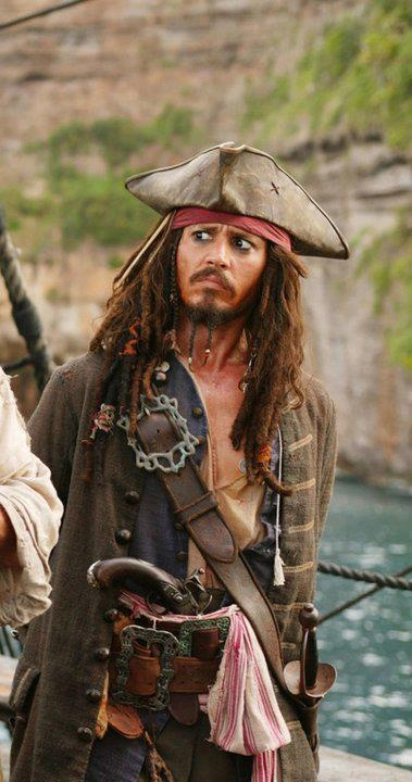 Pirates Very good interview with Johnny Depp, well worth the time to read.