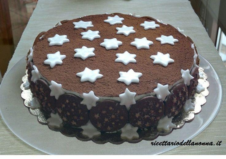 La torta Pan di stelle è tra le torte più semplici e buone che potete