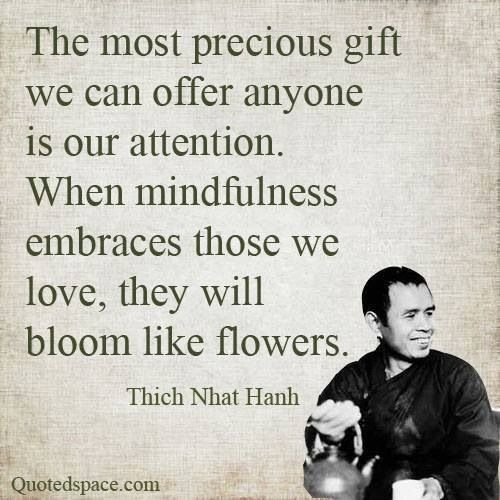 Encourage others to bloom