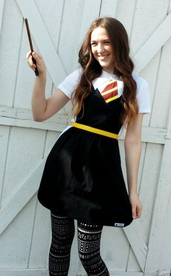 HARRY POTTER inspired Costume Apron Pdf par QueenElizabethAprons