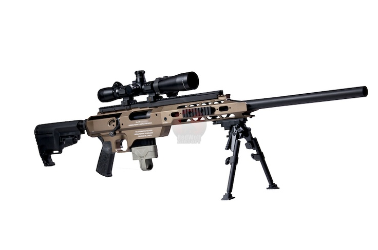 Buy Airsoft Surgeon Custom T21 Gas Sniper Rifle