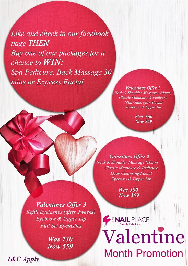 Hurry Up for the Valentine Offer !  Get ready with a fabulous makeover this valentine.  Book your appointment here: https://www.thenailplace.net/  #valentineoffer #dubaibeautysalon #facial