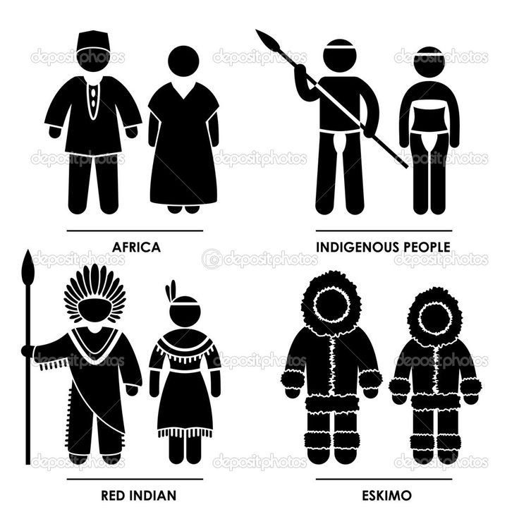 Indian Man Bathroom Symbol