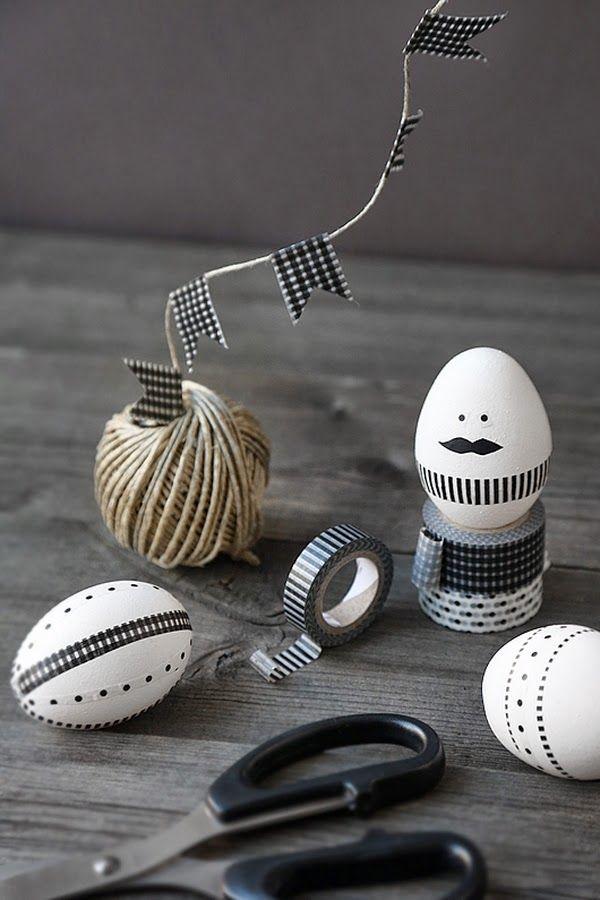 Le Frufrù: Coniglietti e washi tape