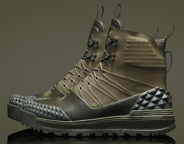 "buy popular 6dc32 32ada ... Nike Lunar Terra Arktos ""Stud"" Pack ..."
