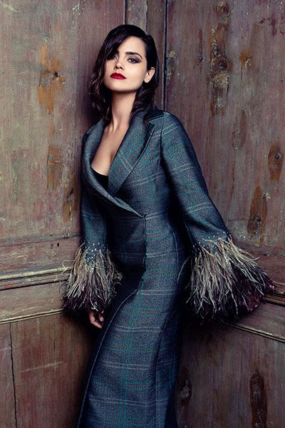 Doctor Who? Jenna-Louise Coleman - in pictures | Fashion | The Guardian
