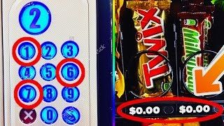 vending machine key hack