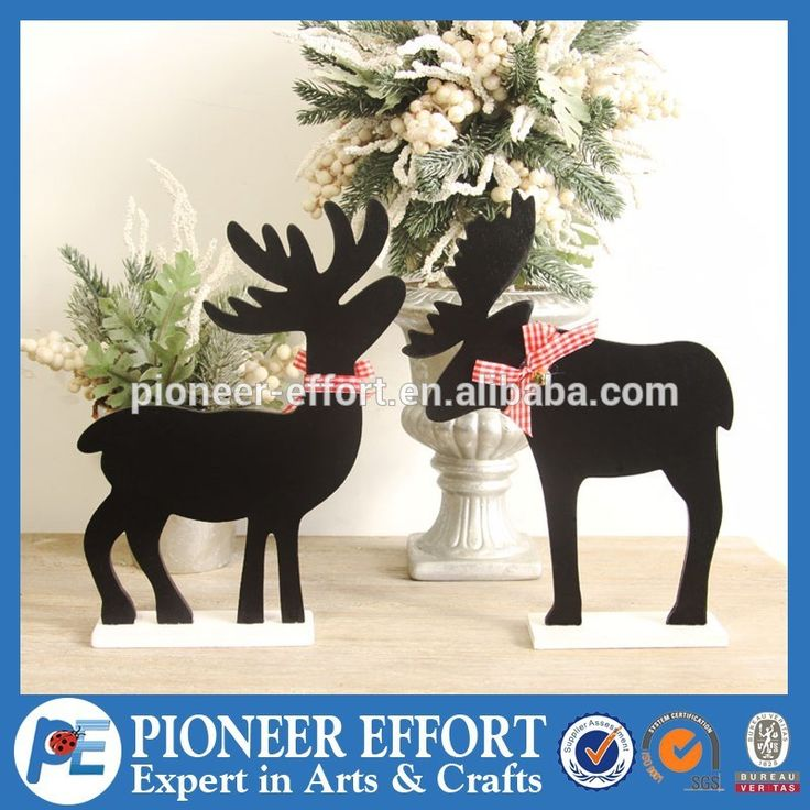 2015 christmas decoration supplies wooden reindeer office table decorations, View 2015 christmas decoration suppliers, PE Product Details from Shanghai Pioneer Effort Arts & Crafts Company Limited on Alibaba.com