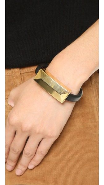 Rebecca Minkoff iPhone USB Lightning Cable Bracelet: