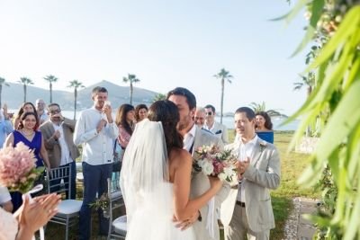 Destination Wedding at Astir of Paros, Naousa by Phosart Photography & Cinematography