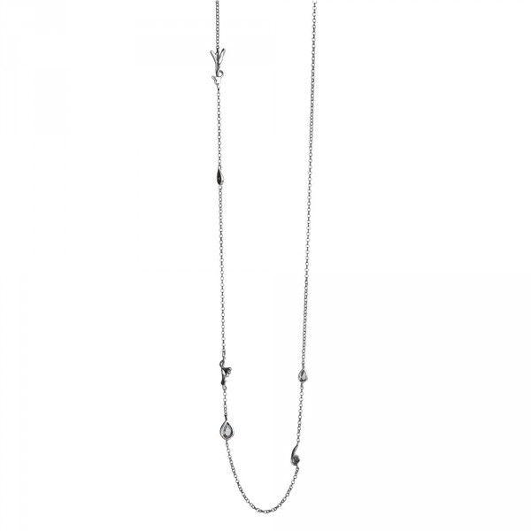 Rabinovich, Spring Drops Halskæde, Sølv, 90/100 cm til 1.095,00DKK - 540-40716120